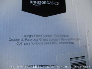 Lounger Patio Cushion