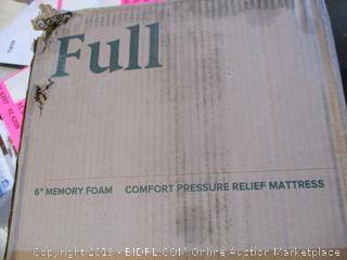 Zinus Memory Foam Mattress Full