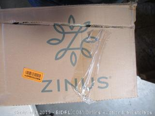 Zinus 9in High Profile Bed Frame Twin