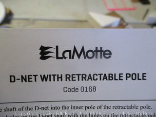 D-Net with Retractable Pole