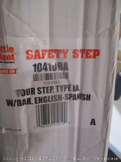 Little Giant Safety Step