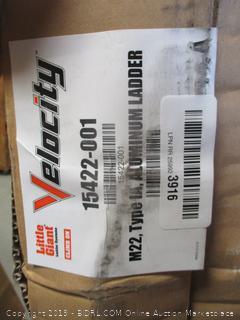 Velocity Aluminum Ladder