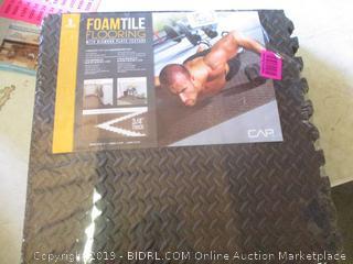 Foam Tile Flooring