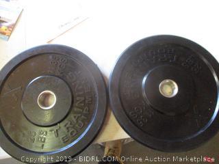 Weight Discs