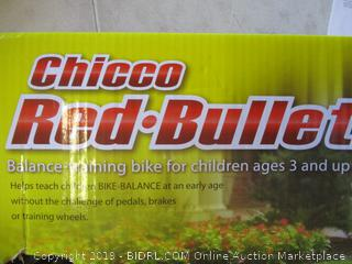 Chicco Red Bullet