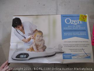 Ozeri All in One Baby Scale