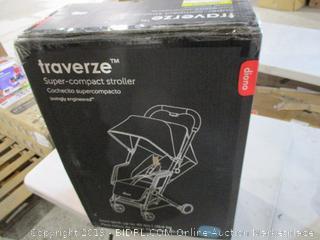 Traverze Super Compact Stroller
