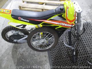 Razor Electric Motorcross Bike