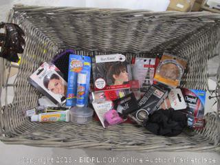 Various Items See Pictures (basket not Included)