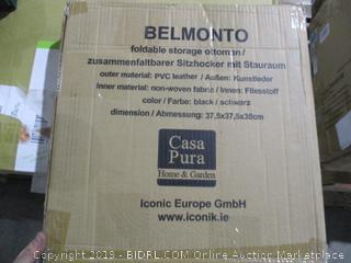 Belmonto Foldable Storage Ottoman
