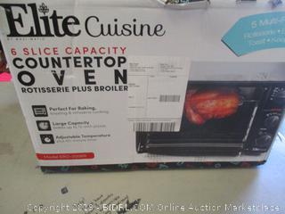 Elite Cuisine Countertop Oven