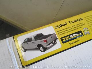 Zip Rail Tonneau