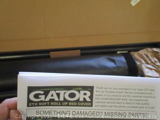Gator ETX Soft Roll Up Truck Bed Tonneau Cover