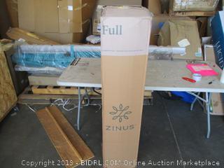 "Zinus Full 8"" Memory Foam Comfort Pressure Relief Mattress"