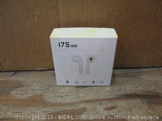 i7S TWS Wireless Earbuds box damage