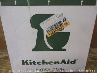Kitchen Aid Stand Mixer See Pictures