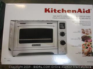 Kitchen Aid Counter Top Oven