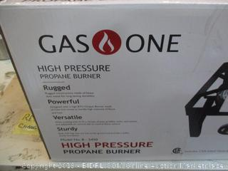 Gas One High Pressure Propane Burner