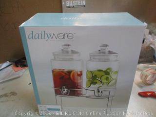 Dailyware Beverage Dispensers with stand