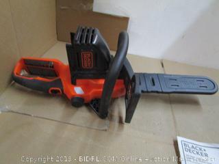 Black + Decker Cordless Chain Saw