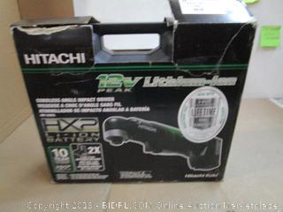Hitachi Cordless Angle Impact Driver