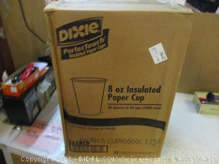 Dixie Insulated Paper Cups