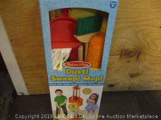 Kid's Dust,Sweep & Mop