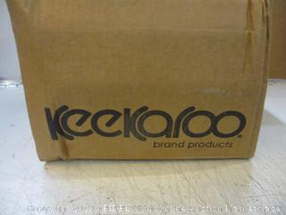 Keekaroo Booster minor damage  box damage