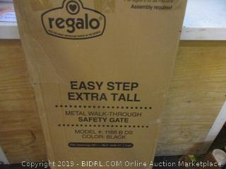 Rega;lo Easy Step Extra Tall Safety Gate