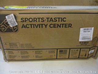Step 2 Sports Tastic Activity Center