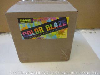 Color Blaze Color Powder See Pictures