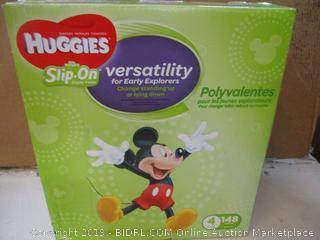 Huggies Slip On
