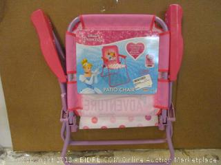 Childs Chair damaged