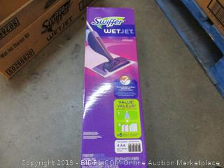 Swiffer Wet Jet Mopping Kit