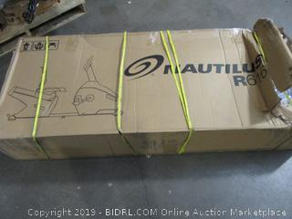 Nautilus R616 Recumbent Bike (Retail $549.00)