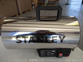 Stanley Gas Forced Air Heater (Powers on,  Plastic Melted)