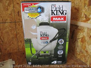 Field King Professional No Leak Pump Backpack Sprayer for Killing Weeds in Lawns and Gardens