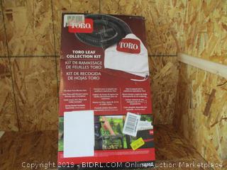 Toro Leaf Collection Kit
