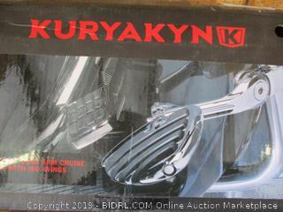 Kuryakyn 4528 Motorcycle Foot Control