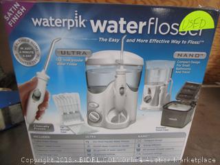 Waterpik Water Flosser Set Dental Irrigation
