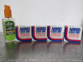 Arrid Extra Dry Deodorants
