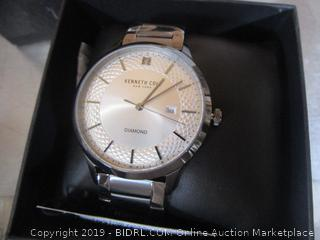 Kenneth Cole Watch (needs battery)