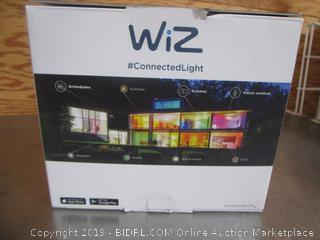 WiZ Connected Light Bulb BR30 Wifi