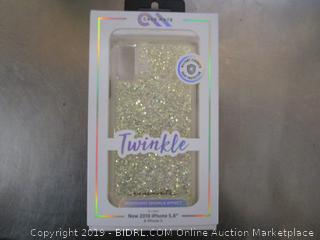 "Twinkle iPhone 5.8"" X Case"