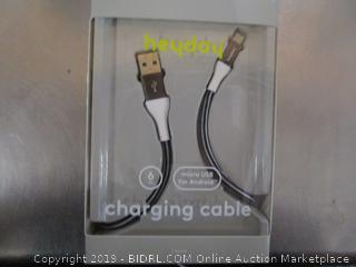 Heyday Micro USB Android Charging Cable