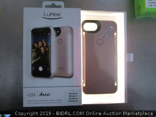 LuMee Duo Light iPhone 6s/6/7/8 Phone Case