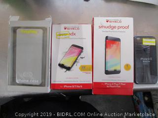 Lot of Phone Case & Screen Protector