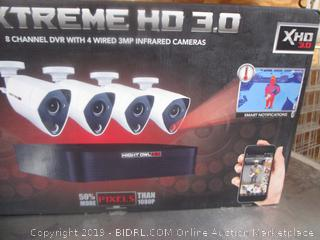 Extreme HD Night Owl Camera