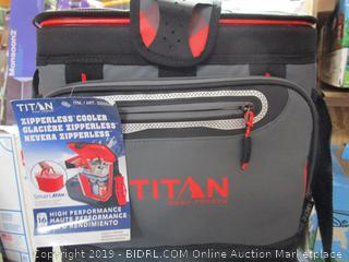 Titan Zipperless Cooler High Performance 16 Can