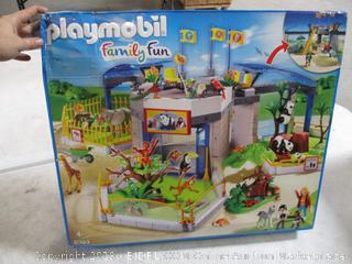 Playmobil Family Fun Zoo